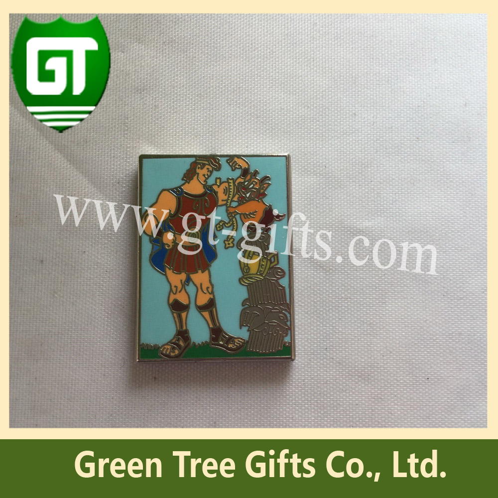 Customized professional stick pin craft with high quality