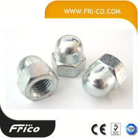 Iron Hexagon Lock Cap Nuts