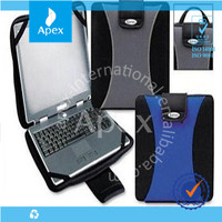 Multifunction neoprene travel laptop sleeve bag case packaging pouch