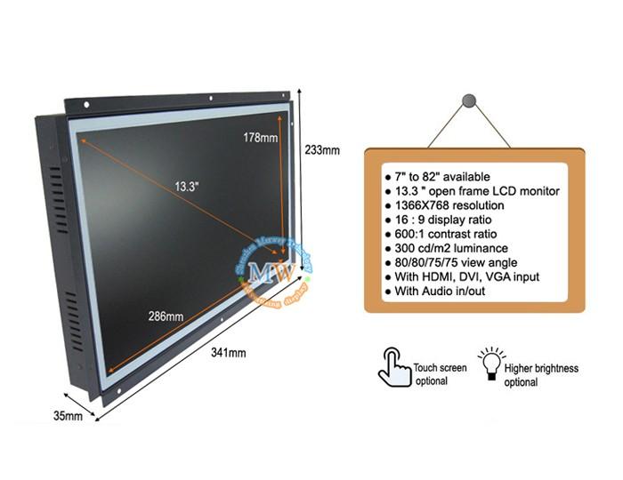 portable monitor machine