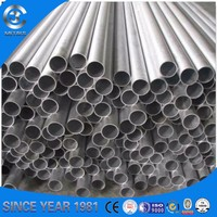 China Leading Manufacturer Supply 25mm aluminum bend tube 90 degree