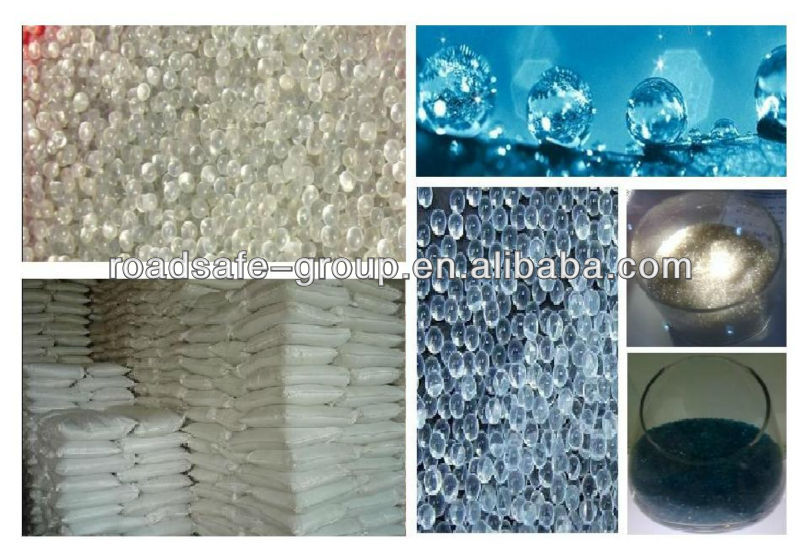 Hotsale china low price small glass beads reflective paint glass beads