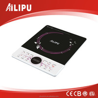 Ultra Thin Kitchen Appliances Ceramic Plate Induction Cooker, Household Electric Cooking Magnetic Induction Plate