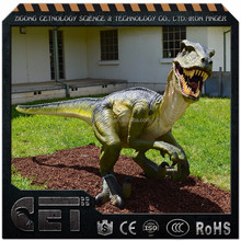 Theme Park Life Size High Attaction Fiberglass Dinosaur Models