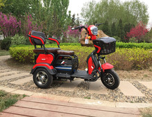 Hot sale electric tricycle with passenger seat/scooter electric/cng auto rickshaw