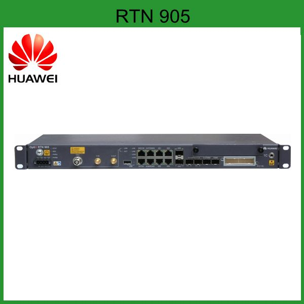 Huawei OptiX RTN 905 Microwave Network Products