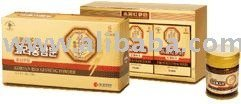 Korea red ginseng powder