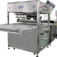 High Automatic Quality Roasted Cashew Nut Chocolate Processing Machine
