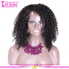 Qingdao Factory Best Selling African Wig 16 Inch Natural Black Short Curly Afro Wigs For Black Women