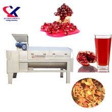 High Efficiency Pomegranate Juice processing Machine Pomegranate Peeler Deseeder Machine