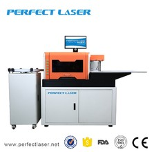 Auto led letter advertising 3D sign channel letter bending machine sign making machine