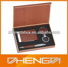 High Quality Customized Made-In-China Customized Wooden Gift Set For Top(ZDW12-G042)