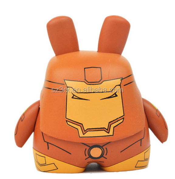 High quality wholesale movie model Dunny vinyl figures/oem movable plastic figure toys/accessories vinyl figure