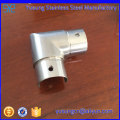 Stainless Steel 90 Degree Round Tube Slot Elbow Pipe Fitting