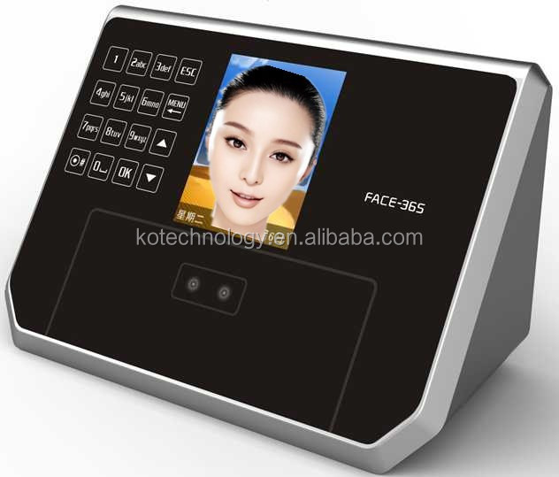 KO-FACE365 Face Recognition Technology | Biometric System