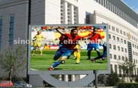 Outdoor P12 led advertising screen for video