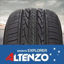Zhejiang tyre factory since 1983,Altenzo Cavallis brand used tyres in germany from PDW group