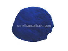 Pigment blue 15.3 phthalocyanine blue BGS used for paint