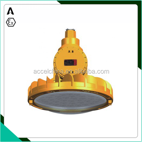 Industrial hazardous area anti explosion ex proof led lights