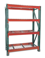 Newest stainless steel Light duty warehouse storage rack from China