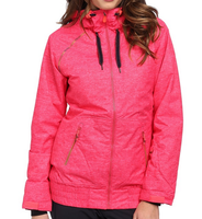 OEM windproof waterproof nylon korea women winter clothes fashion ladies winter clothes