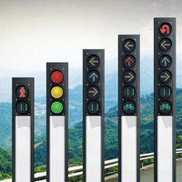 Good quality practical led and solar traffic light