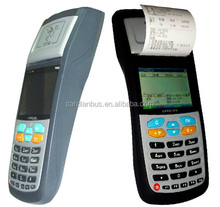 13.56MHZ 0-50mm RFID Handheld Parking with Thermal Printer,Card Payment