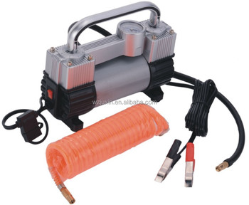 12V with battery Clip Car Air Compressor