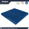 high density polyurethane acoustic sound foam wedge panels wedge acoustic foam
