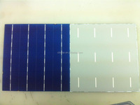 2016 factory price 4BB 156x156 High Efficiency China Poly Solar Cell