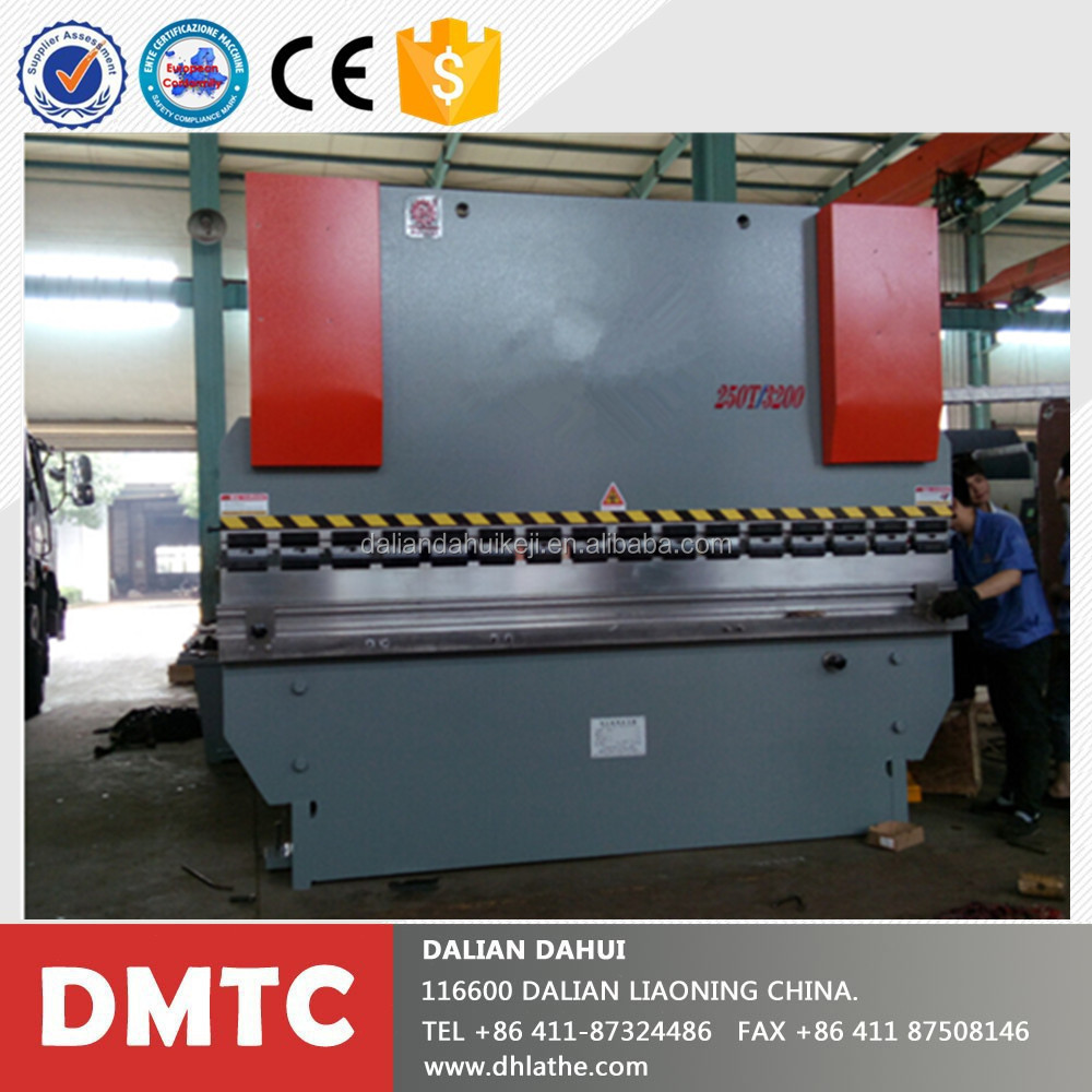WC67Y-160/3200 Electric Press Brake