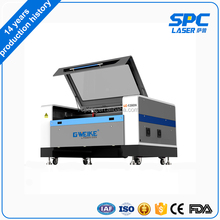 G.weike china nonmental cnc CO2 LC1390N laser cutting machine for sale