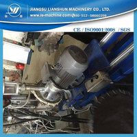 Plastic granules making machinery/ Underwater pellet making equipments