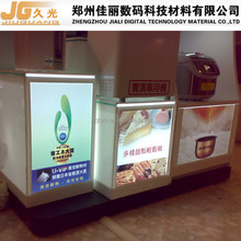Reverse Printing Backlit Film 165micron/ poster banner advertising