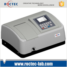 most advanced single beam uv / vis spectrophotometer types with CE certificate