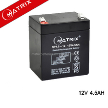 6v 12ah toys battery for electric kid's car