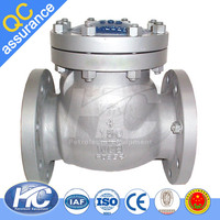 "Pipe Size 2"" to 4""flow gas control check valve / butterfly check valve"