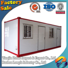 20ft Foldable Container House Modern Prefab House Portable House