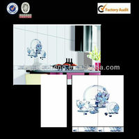 waterproof marco polo ceramic glossy wall tile kitchen