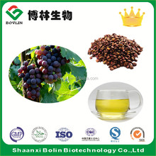 Bolin Factory Supply Low Price Cold Pressed Grape Seed Oil in bulk