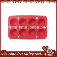 New design silicone soap molds for baking