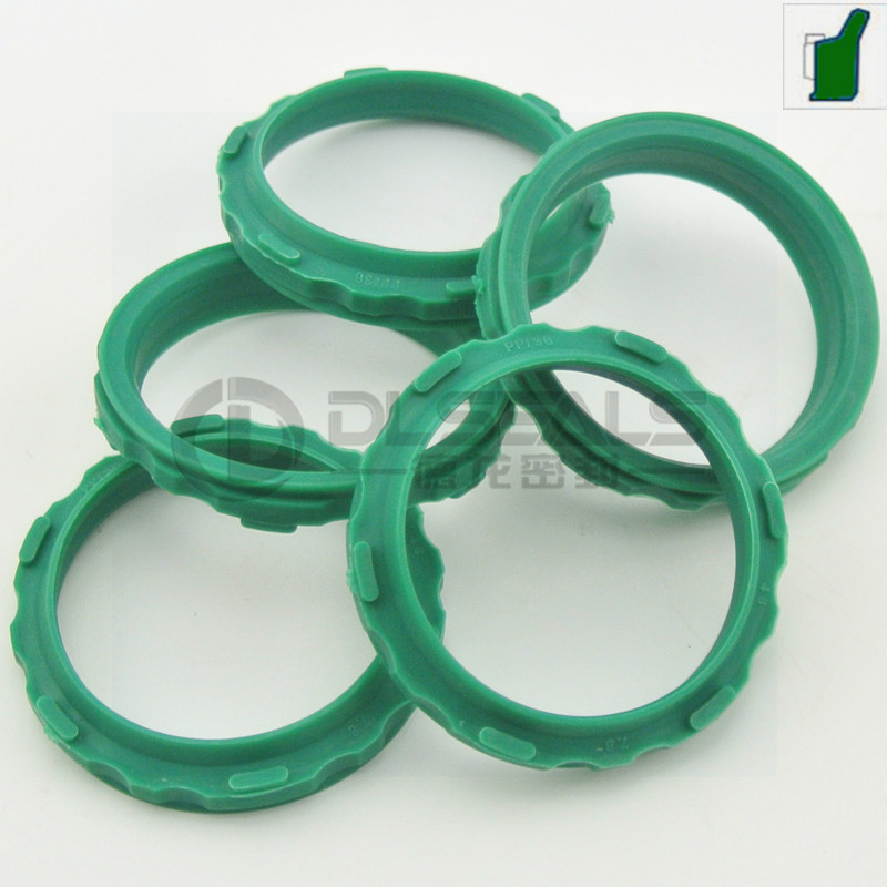 PP Factory price double acting pneumatic cylinder sealing pu oil seal o-ring