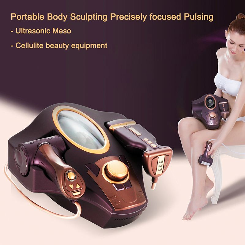 portable multi function slimming face lift machine fat slimming ultrasonic