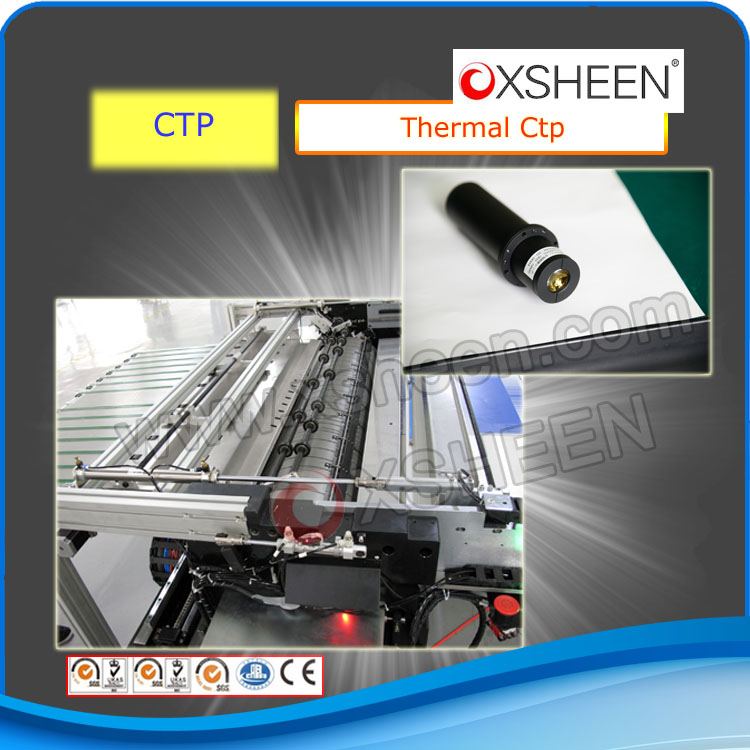 2016 NEW good quality and best price ctp thermal machine