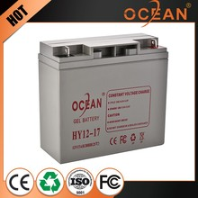 12V best price 17ah recyclability new products mini rechargeable battery