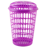 Nice Quality Wholesale Eco-friendly Round Laundry Basket For Hotel