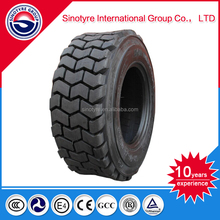 Factory price rubber forklift solid tyres for heavy trucks 300-15TT