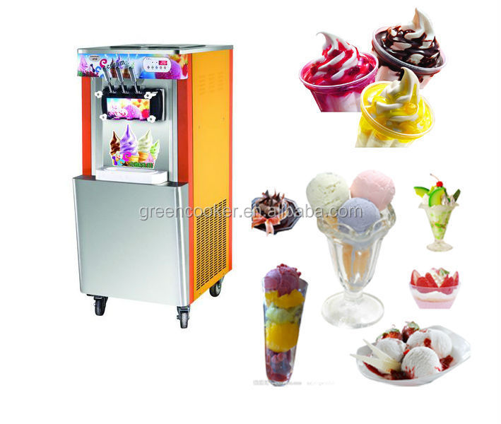 Soft ice Cream Making Machine /yogurt ice machine