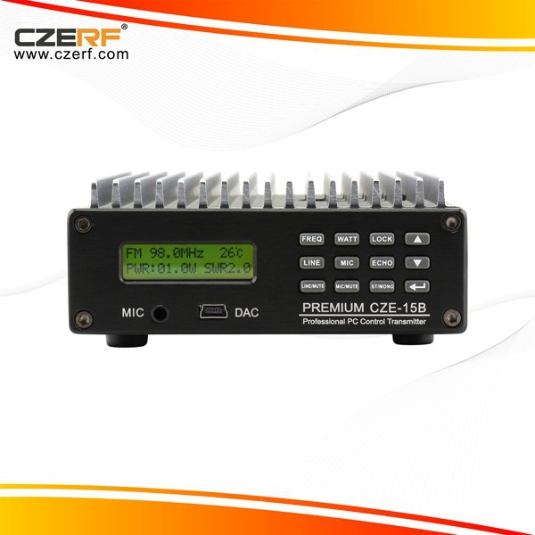CZE-15B PC Control 15W audio amplifier module FM Transmitter Vibration Speaker