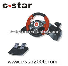 game controllers With hand pedal racing wheel game console for pc